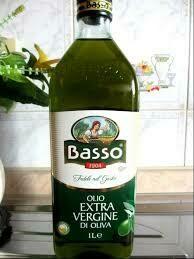 Basso extravirgin olive oil 1lt