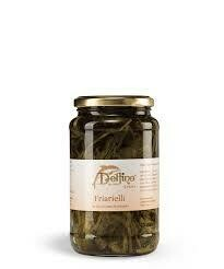 Delfino Friarielli in sunflower oil 314ml