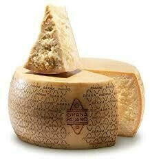 Grana Padano cheese 12 months 100g
