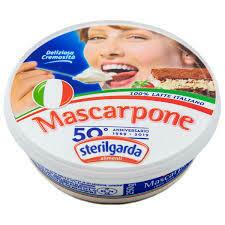 Sterilgarda Mascarpone 250g