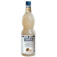 Fabbri Almond syrup 560ml