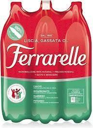 Ferrarelle Sparkling water 1.5lt  case x6