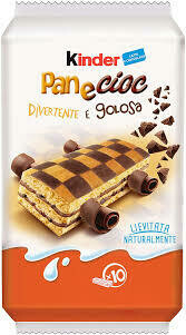 Kinder Pan e cioc x10