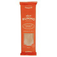 Rummo whole wheat spaghetti 500g