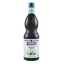 Fabbri Mint syrup 1lt