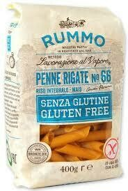 Rummo Gluten free Penne rigate 500g