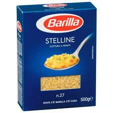 Barilla Stelline 500g