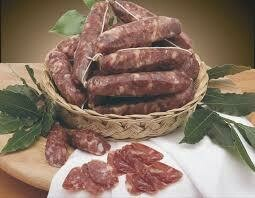 Dry sweet sausages from Ariccia 250-275g