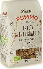 Rummo whole wheat Fusilli 500g