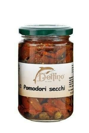 Delfino sundried tomatoes 314ml