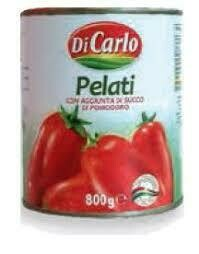 Di Carlo Peeled tomatoes 400g