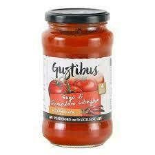 Gustibus Arrabbiata sauce 400g