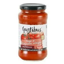 Gustibus Tomatoes Sauce with sausages 400g