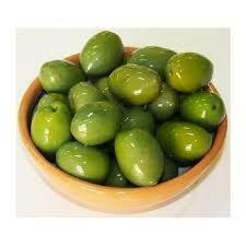 Green olives 200g