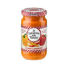 Le Conserve della nonna grilled peppers  cream 190g