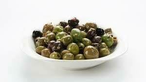 Miccio mixed olives 250g