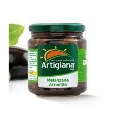 Artigiana Grilled aubergines 280g