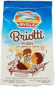 Divella Briotti biscuits  350g