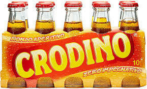 Crodino 10cl   pack x10