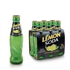 Lemonsoda CL.33 pack x6