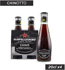 Sanpellegrino Chino 33cl pack x4