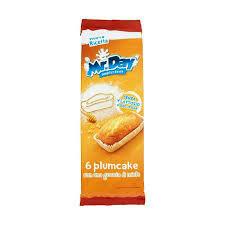Mr Day Plumcake x6 190g