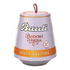 Bauli gluten free Pandoro 500g