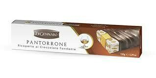 Di Gennaro nougat covered with chocolate 150g