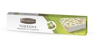 Di Gennaro pistachios nougat 150g