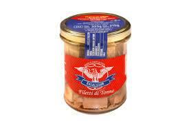 Excelsior tuna fillets 180g
