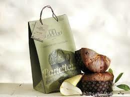 Borsari Pears and chocolate Panettone 1kg