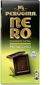 Novi Dark chocolate bar with pistachios 75g