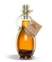 Delfino extravirgin olive oil for Bruschetta 250ml