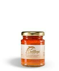 Delfino spicy anchovies pate` 106ml