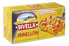 Divella Cannelloni 250g