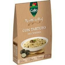 Gallo Black truffle  Risotto 175gr