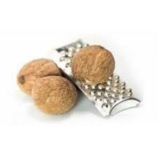 Gi.an  Whole Nutmeg + grater  15g