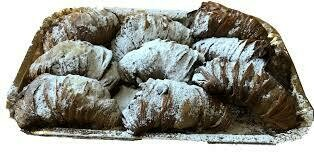 Pasticceria Lobster tails 500g
