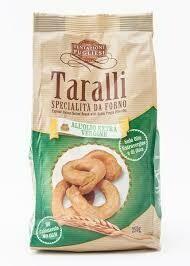 Tentazioni Pugliesi Taralli extravirgin olive oil  gr. 250