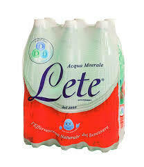 Lete sparkling water 1.5lt case x6