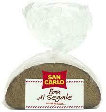San Carlo Sliced Rye Bread 500g
