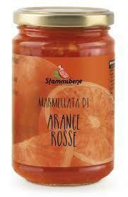 Stammi Bene Blood oranges jam 360g