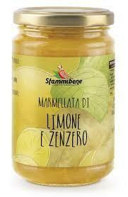 Stammi Bene Lemon and ginger  jam 360g