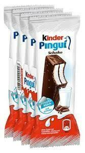 Kinder Pingui` x4