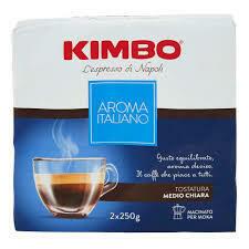 Kimbo Aroma Italiano 250g x2