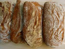 Ciabatta Sourdough Bread 800g