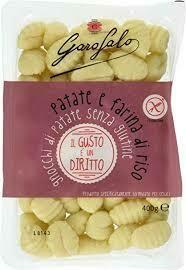Garofalo Potatoes Gnocchi gluten free 400g