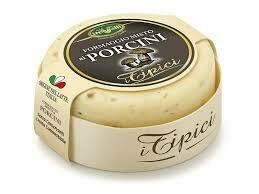Trevalli cheese with porcini mushrooms 180g