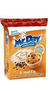 Mr Day Muffin 250g