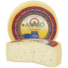Asiago DOP Pressed 100g